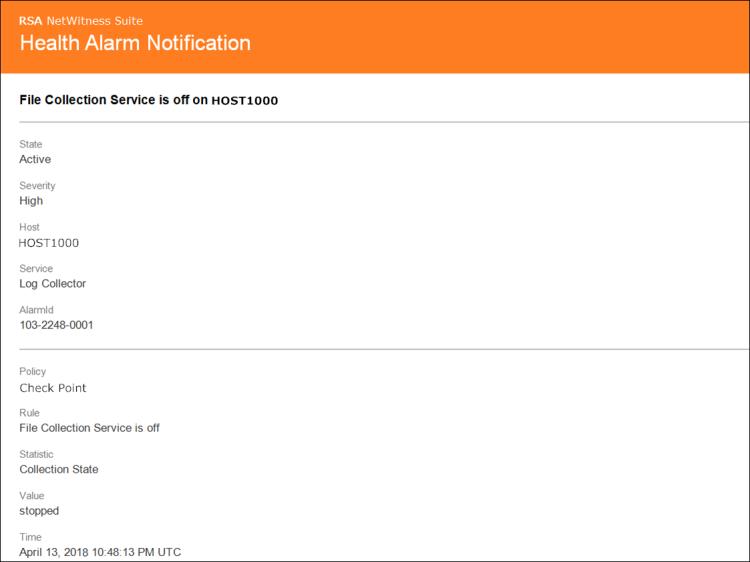 SMTP Template