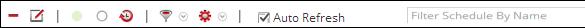 Report ScheduleToolbar